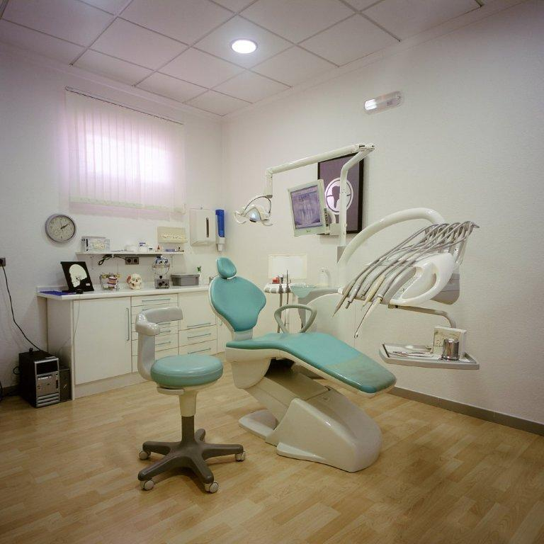 Treatment room 3 our dental practice Dental Planet in Rojales, Spain close to Alicante and Torrevieja