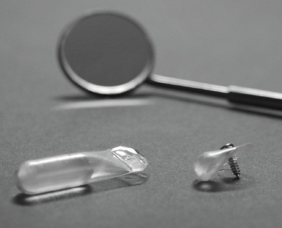 Osmotic tissue expander - soft bone tissue augmentation to allow dental implant