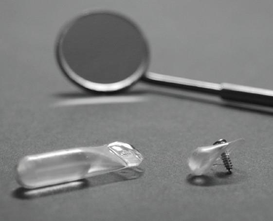 Osmotischer Gewebe-Expander Hydrogelkapsel - Knochenweichgewebe aufbauen, um Implantate zu ermöglichen